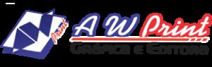Logo - AW Print Gráfica e Editora